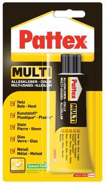 Pattex alleslijm Multi, tube van 50 g