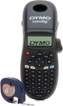 Dymo beletteringsysteem LetraTag LT-100H, Black Edition