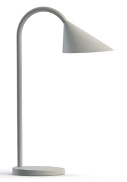 Unilux bureaulamp Sol, LED-lamp, wit