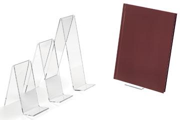 Deflecto boekensteun ft 5 x 11 cm
