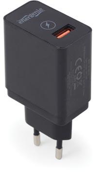 Energenie USB snellader QC 3.0, 1 poort